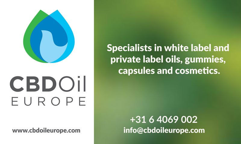 Wholesale CBD Oil - CBD Oil Europe
