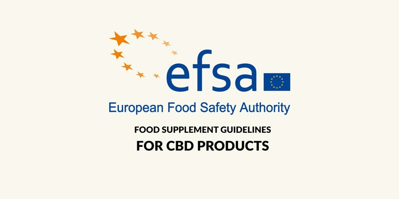 Food Supplement Guidelines for CBD Products - CBD Oil Europe