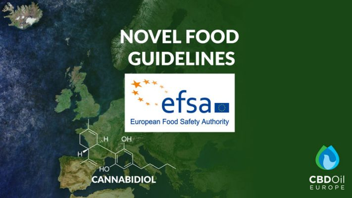 Novel-Food Guidelines Cannabidiol