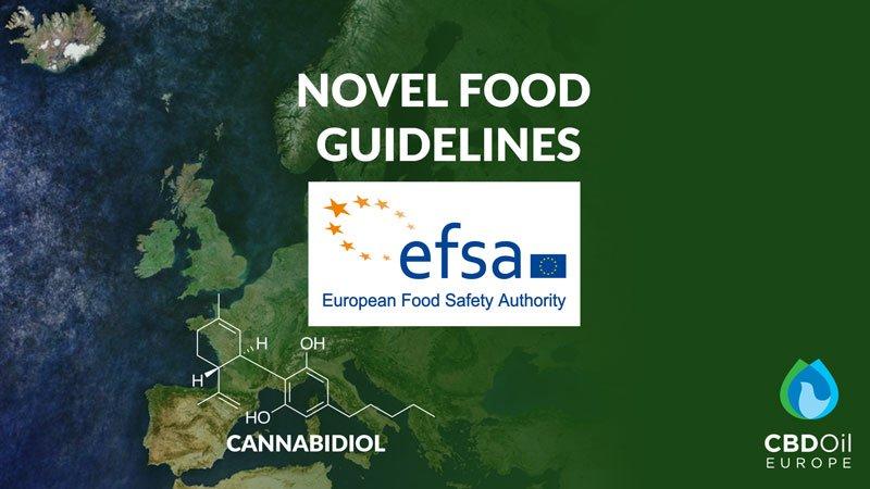 Novel-Food Guidelines Cannabidiol