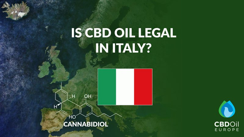 Is CBD Oil Legal in Italy