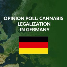 Opinion Poll Cannabis Legalization-Germany