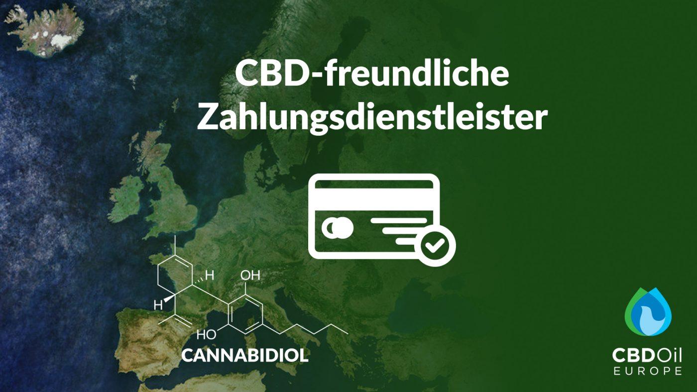 CBD-freundliche Zahlungsdientsleister